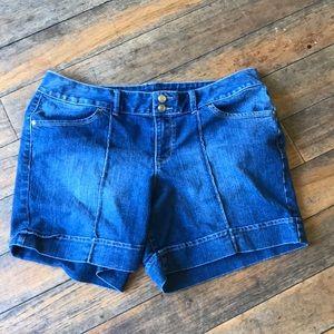Lane Bryant 16 Shorts